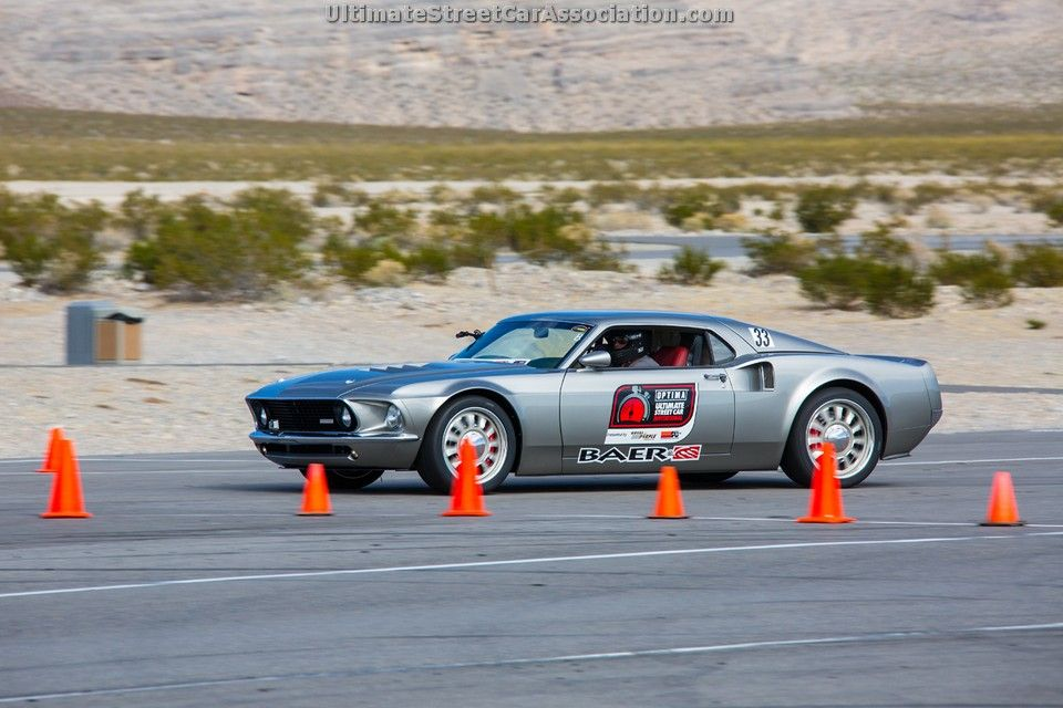 1969 Ford Mustang | Dave Eckert's 1969 Ford Mustang Mach40