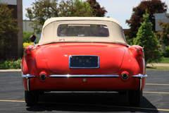 1954 Chevrolet Corvette - Rear