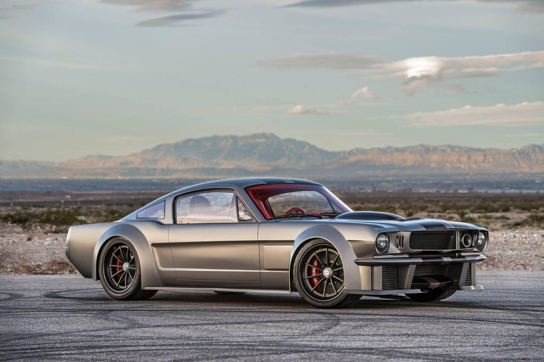 1965 Ford Mustang | Timeless Kustoms' Insane