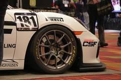 Bilt Racing Porsche Cayman GT4 on Forgeline One Piece Forged Monoblock GS1R Wheels