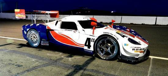 2013   | 25 Hour Endurance Car