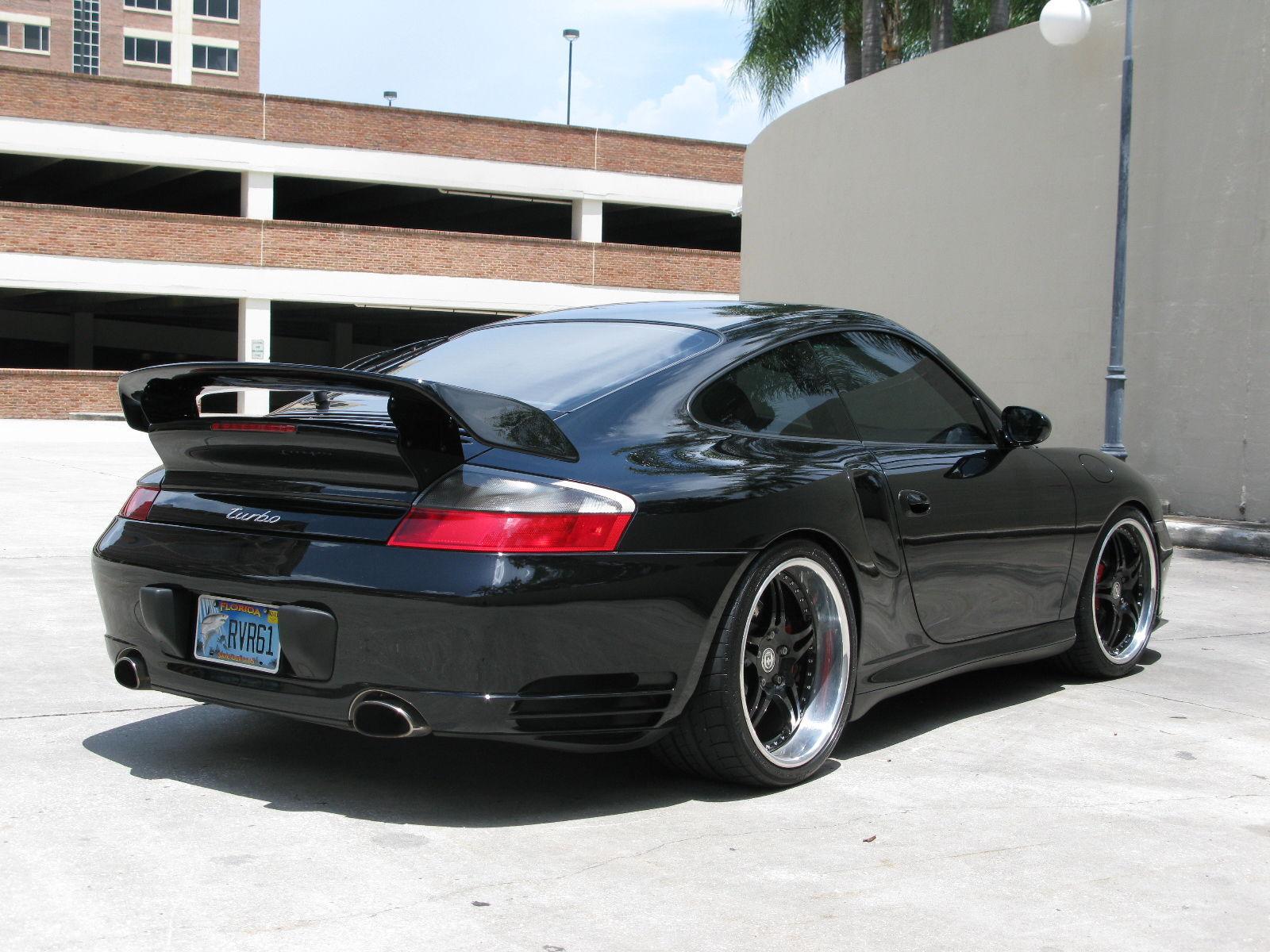 2001 Porsche 911 | 2001 Porsche 911 Turbo