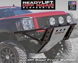 CHEVY SILVERADO 1500, 2007-2013, 2WD/4WD - OFF ROAD PRERUNNER STYLE TUBE BUMPER