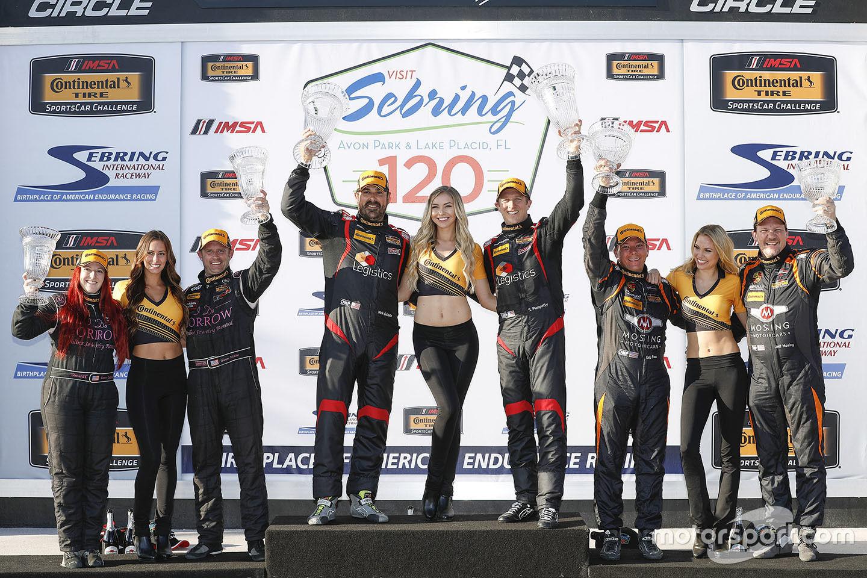 | Victory at Sebring!