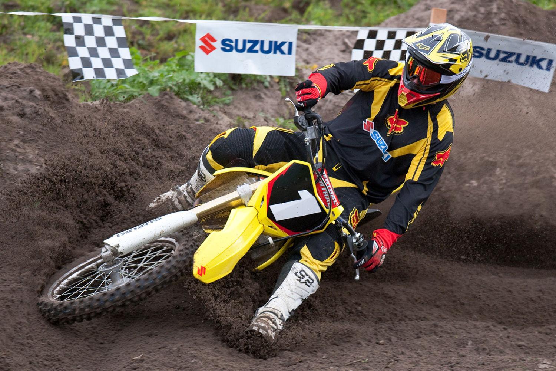 2014 Suzuki  | RM-Z250
