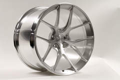 Forgeline VX1 in Brushed Finish