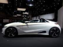 Honda S660 Mid-Engine Sports Car Concept