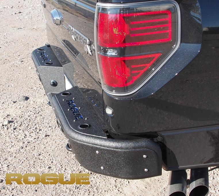 2011 Ford F-150 | The Rogue Revolver rear Bumper