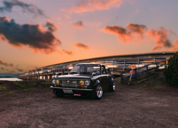 Ryan's Datsun 510