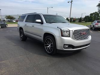2018 GMC Yukon Denali | Bob Ross GMC Yukon XL on Forgeline One Piece Forged Monoblock VX1-Truck Wheels