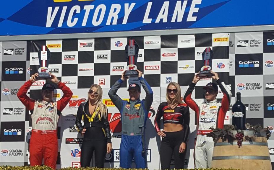 | Pirelli World Challenge Season Finale at Sonoma