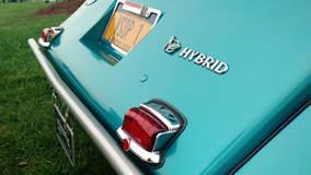 Custom 1930s Plymouth Sedan