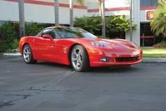 '09 Corvette