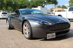 Aston Martin Vantage with XPEL ULTIMATE