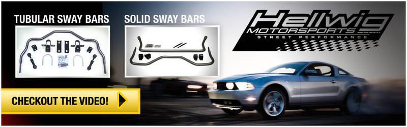 Hellwig Front Sway Bar