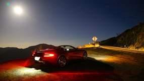 2014 Aston Martin V12 Vanquish Volante