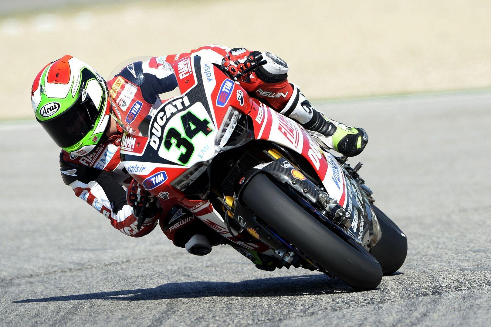 2014 Ducati 1199 PANIGALE | Davide Giugliano
