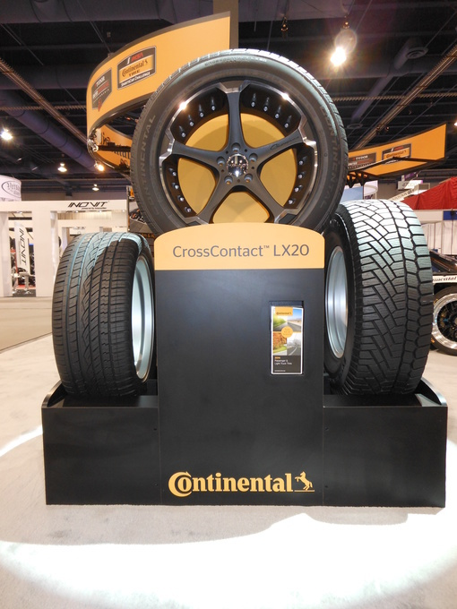| Displaying our CrossContact LX20 Continental Tires for all your four wheel performance needs