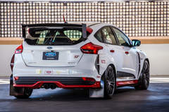 2015 Rally Innovations Ford Focus ST - Rear Shot
