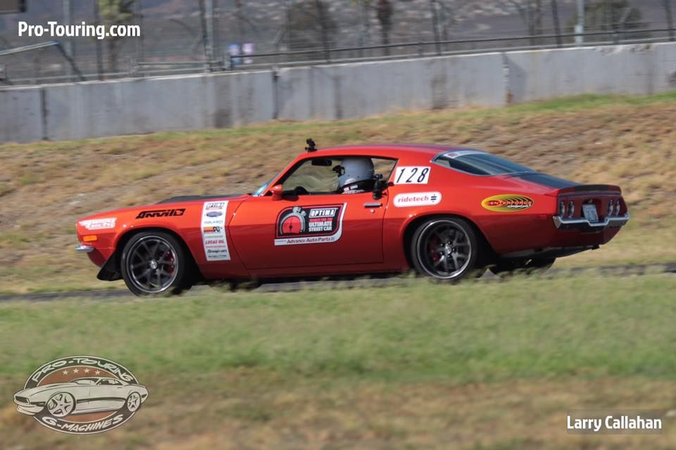 1970 Chevrolet Camaro   Nick Relampagos Earns 2016 OUSCI Invite with 1970 Camaro on Forgeline VX3C Wheels