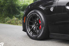 Dodge Charger Hellcat on Forgeline VX3C-SL Wheels