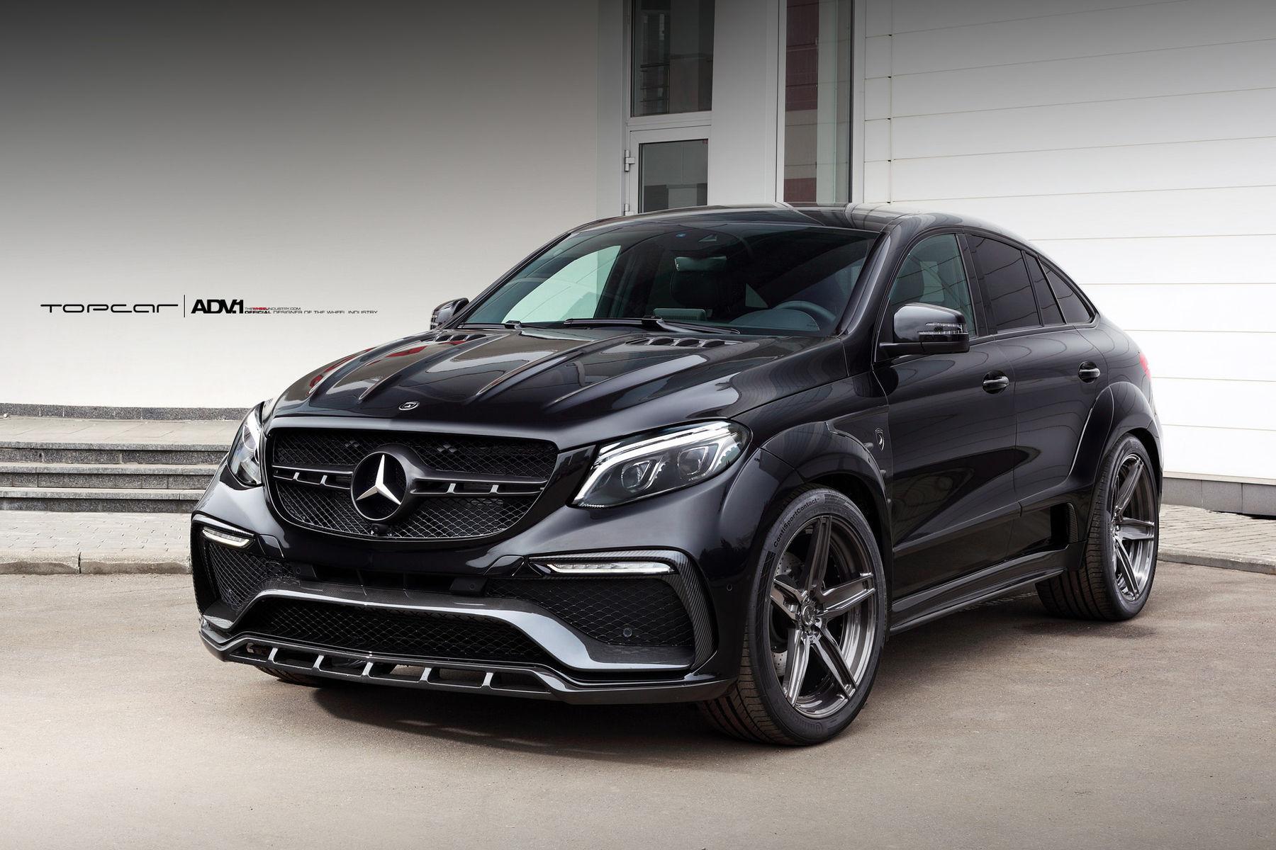 2016 Mercedes-Benz GL-Class | ADV.1 Wheels Mercedes GLE