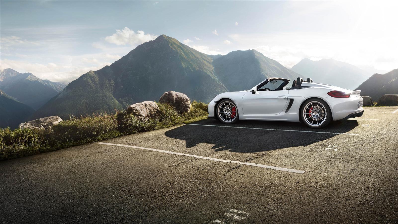 2015 Porsche    2015 Porsche Boxster Spyder