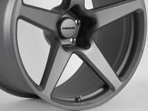Forgeline CF1 Open Lug Cap Edition in Titanium