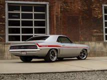 Robert Taylor's Detroit Speed-Built '69 Camaro on Forgeline Heritage Series CR3 Wheels