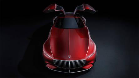 2017 Maybach Landaulet | Mercedes-Maybach Vision 6 Concept