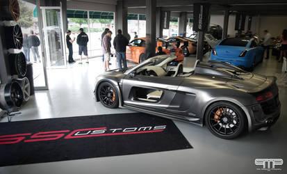 PPI Razor Audi R8 Spyder