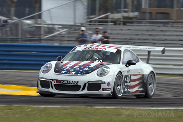 2014 IMSA Porsche GT3 Cup - Sebring