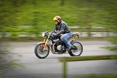 KMP Motor Parts Barry Sheen Tribute GSXR