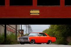 Dave Marin's '66 Chevy Nova on Forgeline ZX3R Wheels