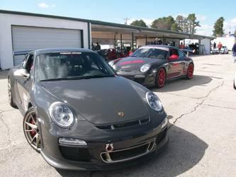 Porsche 997 GT3 RS's