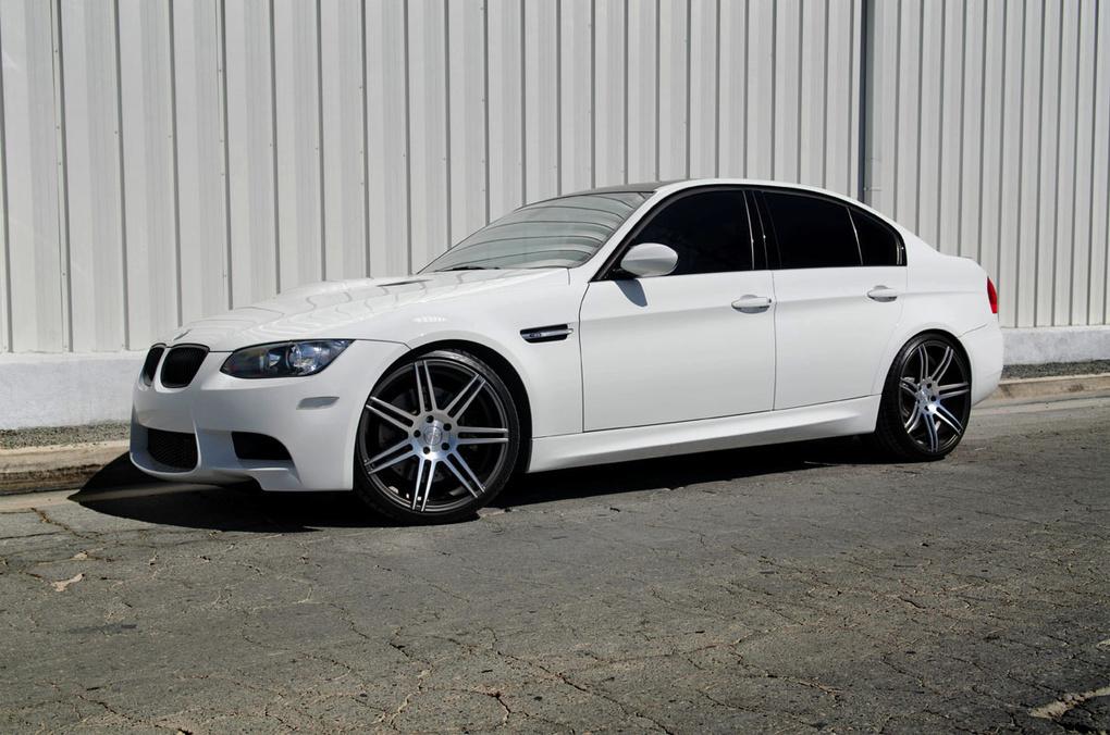 2008 BMW M3 | '08 BMW M3 on Concept One CSM7's