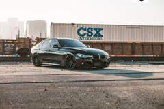 BMW 330i - Side Shot