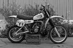 Vintage YZ125