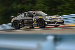 Forgeline-Equipped Porsche Caymans Sweep IMSA CTSC GS at Watkins Glen