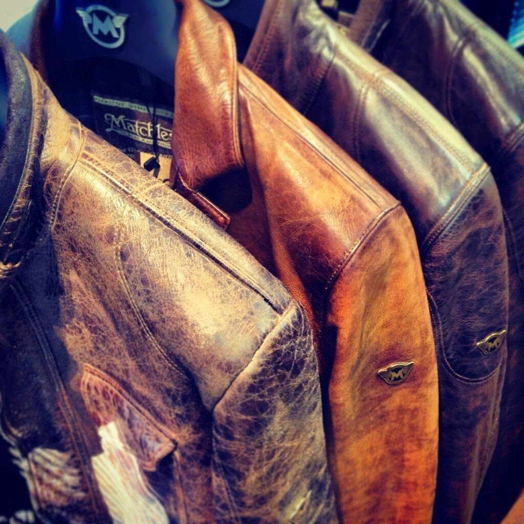 | The Allure Of A Leather Jacket