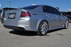 '08 Acura TSX on Concpet One CS6's