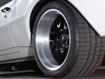 Metalworks Pro-Touring '68 Pontiac Firebird on Forgeline GW3 Wheels