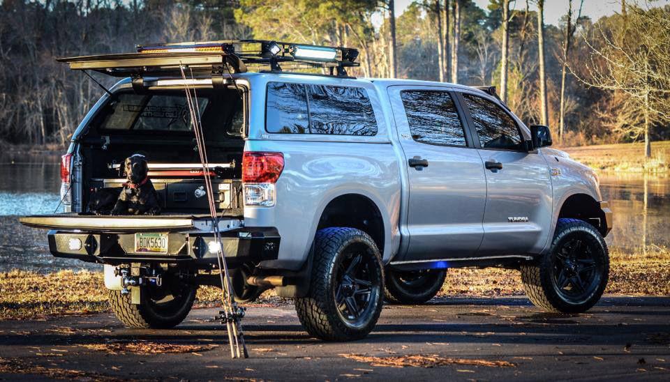 Toyota Tundra | Tundra Gone Fishing