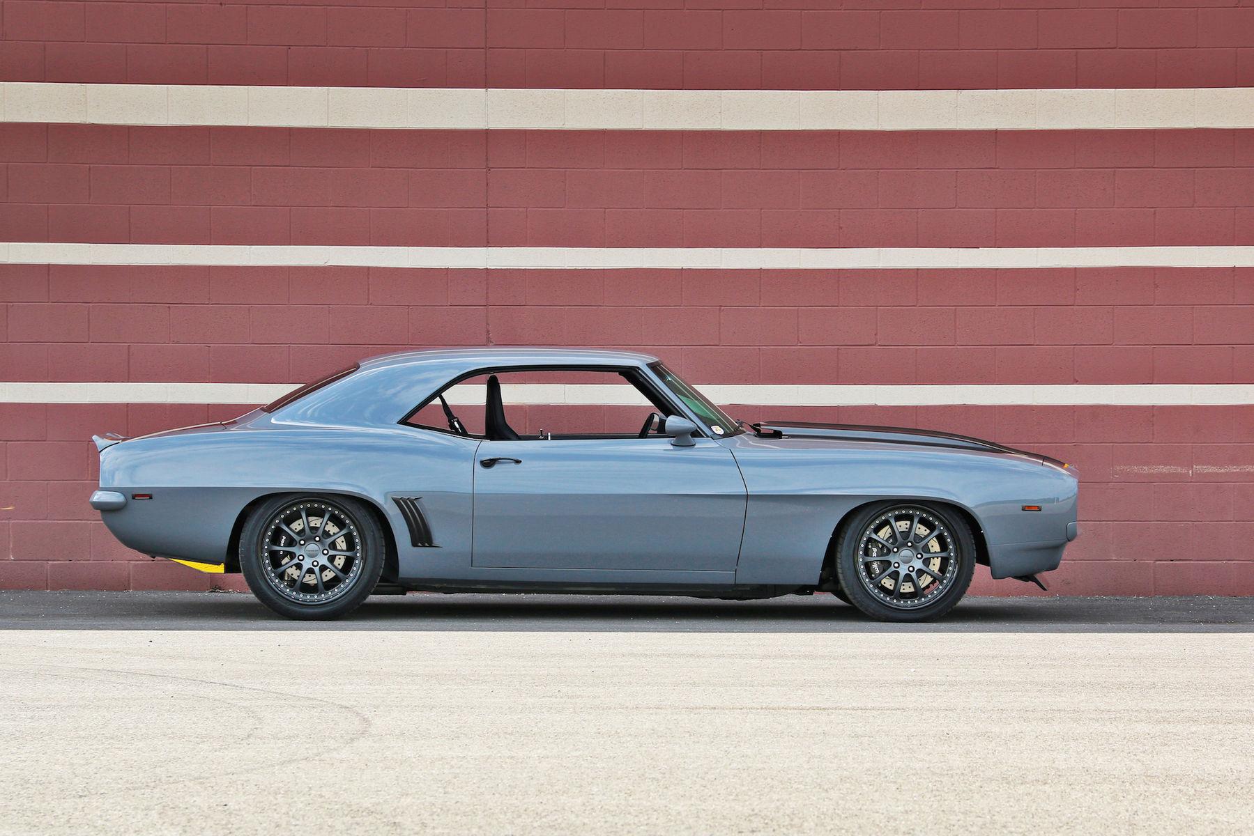 "1969 Chevrolet Camaro | Kip Murphy's Roadster Shop-Built ""Wraith"