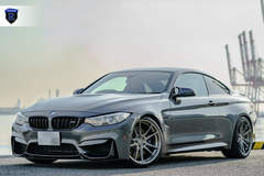BMW M4 Pair - Front Angled