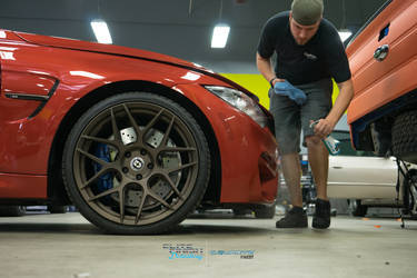 2014 BMW M3 | How to use CarPro Reload Spray Sealant