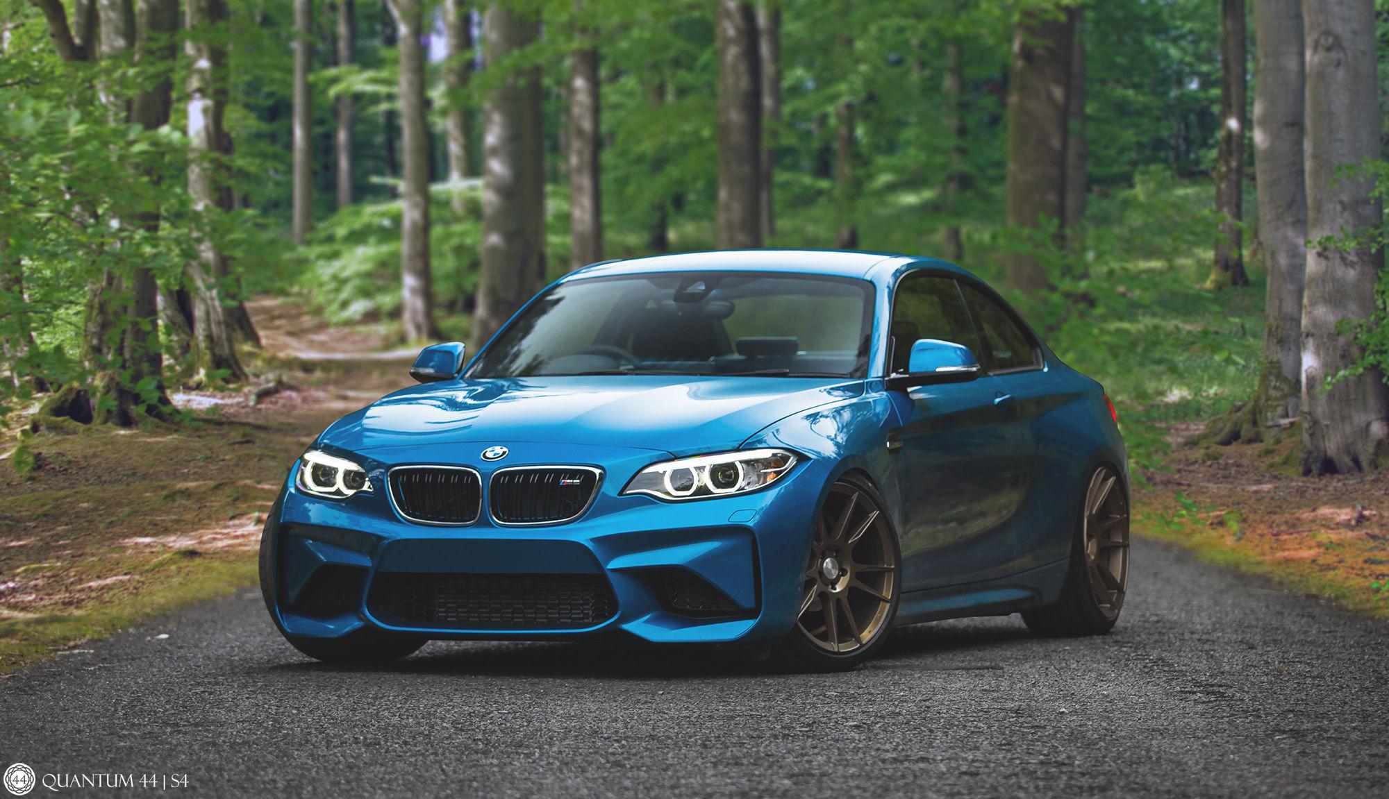 BMW M2 | Quantum44 S4 - BMW M2 Coupe
