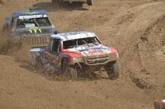 Team ReadyLIFT at LOORRS Round 2