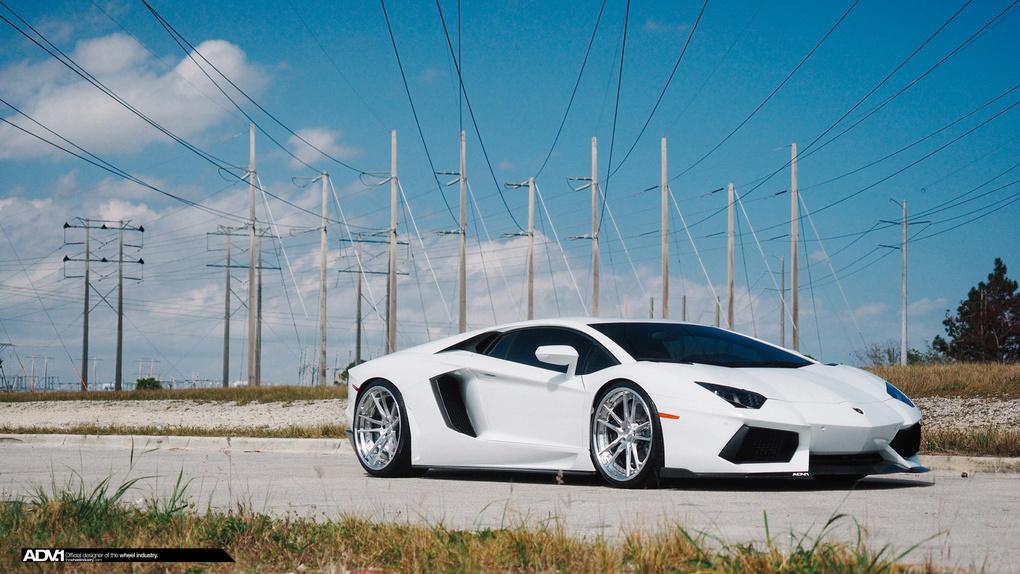 2014 Lamborghini Aventador | '14 Lamborghini Aventador on ADV.1's