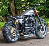 Nice+Harley+Racing+Style